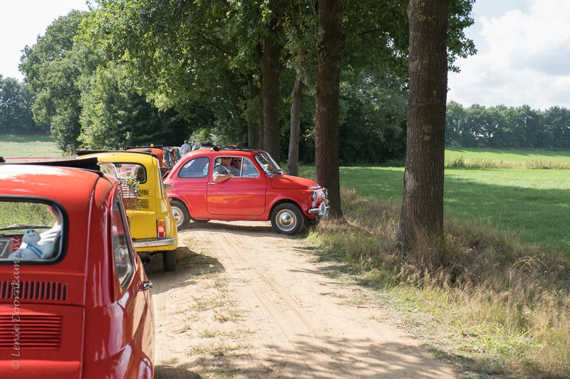 Fiat 500 clubweekend