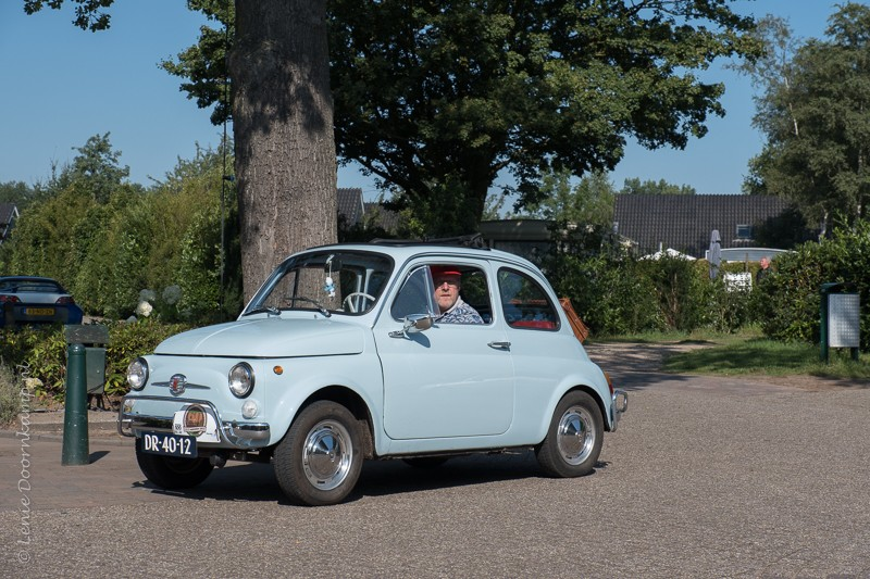 Fiat 500 Club weekend