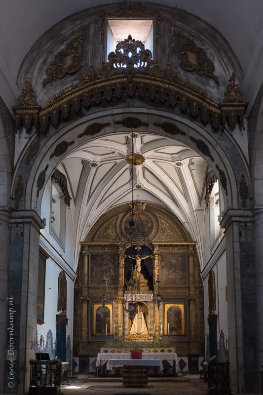 In de kerk